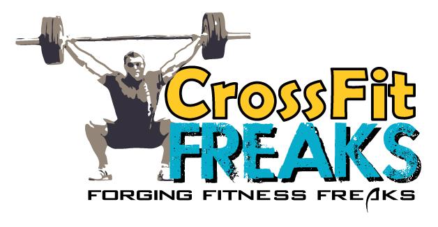 CrossFit Freaks logo