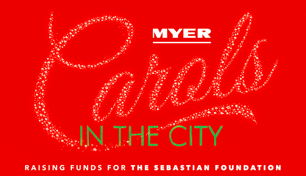 Myer Carols in the City LOGO
